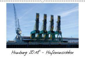 Hamburg 2018 – Hafenansichten (Wandkalender 2018 DIN A3 quer) von Spazierer (c) ChriSpa,  Christian