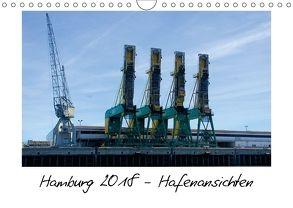 Hamburg 2018 – Hafenansichten (Wandkalender 2018 DIN A4 quer) von Spazierer (c) ChriSpa,  Christian