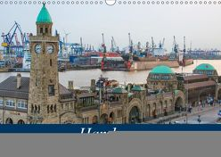 Hamburg – Ahoi zur großen Hafenrundfahrt (Wandkalender 2019 DIN A3 quer) von Krug,  Gabriele