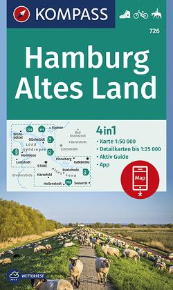 Hamburg, Altes Land von KOMPASS-Karten GmbH