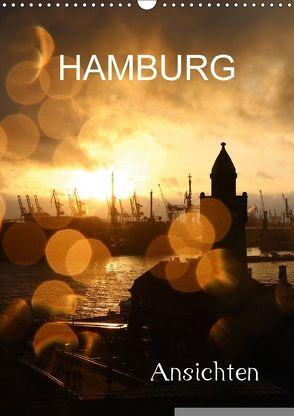 HAMBURG – Ansichten (Wandkalender 2018 DIN A3 hoch) von Brix - Studio Brix,  Matthias
