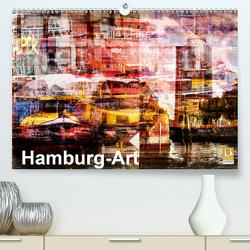 Hamburg-Art (Premium, hochwertiger DIN A2 Wandkalender 2020, Kunstdruck in Hochglanz) von Jordan,  Karsten