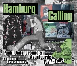 Hamburg Calling von Burchardt,  Alf, Jonkmanns,  Bernd