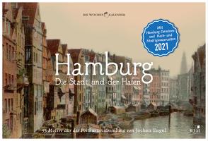 Hamburg – Die Stadt und der Hafen von Engel,  Jochen