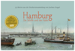 Hamburg – Die Schiffe und der Hafen von Engel,  Jochen