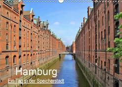 Hamburg – Ein Tag in der Speicherstadt (Wandkalender 2019 DIN A3 quer) von Klatt,  Arno