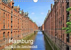 Hamburg – Ein Tag in der Speicherstadt (Wandkalender 2019 DIN A4 quer) von Klatt,  Arno