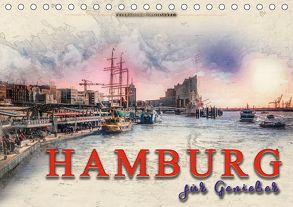 Hamburg für Genießer (Tischkalender 2018 DIN A5 quer) von Roder,  Peter