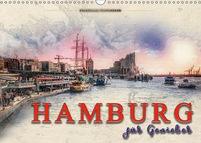 Hamburg für Genießer (Wandkalender 2018 DIN A3 quer) von Roder,  Peter