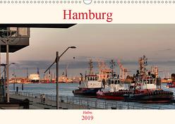 Hamburg Hafen (Wandkalender 2019 DIN A3 quer) von Pompsch,  Heinz