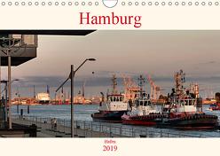 Hamburg Hafen (Wandkalender 2019 DIN A4 quer) von Pompsch,  Heinz