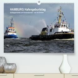 Hamburg Hafengeburtstag (Premium, hochwertiger DIN A2 Wandkalender 2021, Kunstdruck in Hochglanz) von Greiner,  Iris