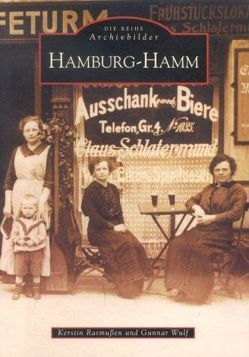 Hamburg – Hamm von Rasmussen,  Kerstin, Wulf,  Gunnar