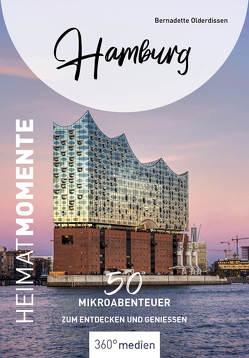 Hamburg – HeimatMomente von Olderdissen,  Bernadette