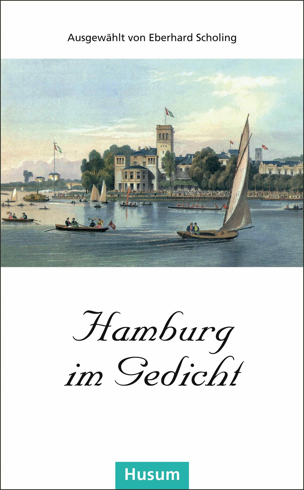 Hamburg Im Gedicht Von Scholing Eberhard Fünfzig Gedichte
