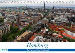 Hamburg – Im Herzen einer Großstadt (Tischkalender 2019 DIN A5 quer) von Klatt,  Arno