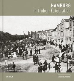 Hamburg in frühen Fotografien von Zimmermann,  Jan