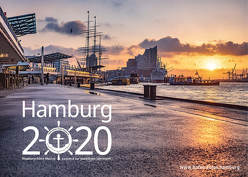 Hamburg Kalender 2020 (Wandkalender DIN A3) von Joachim,  Fischer