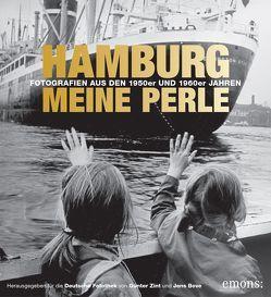 Hamburg meine Perle von Bove,  Jens, Decker,  Eva, Zint,  Günter