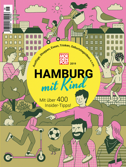 Hamburg mit Kind 2019/2020 von HAMBURGER MORGENPOST