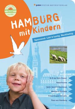 Hamburg mit Kindern von Wagner,  Kirsten, Wülfing,  Stefanie