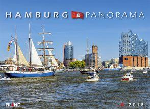 Hamburg Panorama 2018