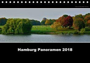 Hamburg Panoramen 2018 (Tischkalender 2018 DIN A5 quer) von © Mirko Weigt,  Fotos, Hamburg