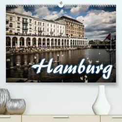 Hamburg (Premium, hochwertiger DIN A2 Wandkalender 2020, Kunstdruck in Hochglanz) von Pinkoss Photostorys,  Oliver