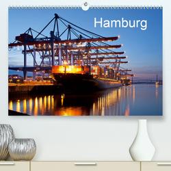 Hamburg (Premium, hochwertiger DIN A2 Wandkalender 2020, Kunstdruck in Hochglanz) von Kuttig,  Siegfried