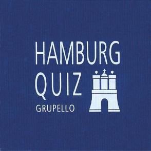 Hamburg-Quiz von Seufert,  Michael