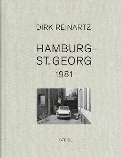 Hamburg-St. Georg 1981 von Reinartz,  Dirk