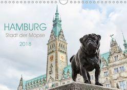 Hamburg – Stadt der Möpse (Wandkalender 2018 DIN A4 quer) von und Julia Dodeck,  Ole