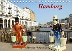 Hamburg (Tischkalender 2018 DIN A5 quer) von Reupert,  Lothar