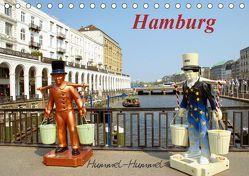 Hamburg (Tischkalender 2019 DIN A5 quer) von Reupert,  Lothar