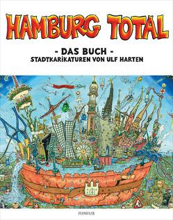 Hamburg total – Das Buch von Harten,  Ulf