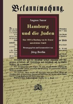Hamburg und die Juden von Berlin,  Jörg