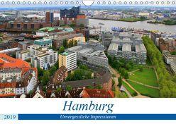 Hamburg – Unvergessliche Impressionen (Wandkalender 2019 DIN A4 quer) von Klatt,  Arno