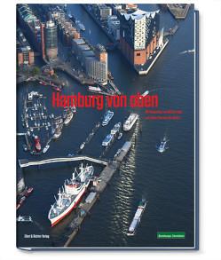 Hamburg von oben von Walter,  Jörn, Zapf,  Michael