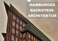 Hamburger Backstein-Architektur (Wandkalender 2018 DIN A4 quer) von Stempel,  Christoph