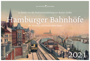 Hamburger Bahnhöfe von Kolbe,  Rainer
