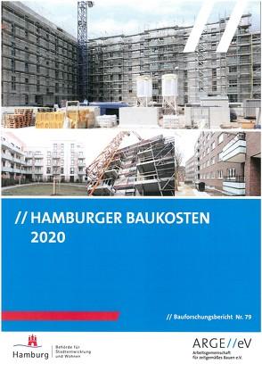 Hamburger Baukosten 2020 von Gniechwitz,  Timo, Höltig,  Julia, Petersen,  Cäcilie, Schulze,  Thorsten, Walberg,  Dietmar