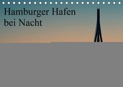 Hamburger Hafen bei Nacht (Tischkalender 2020 DIN A5 quer) von Kling,  Jens