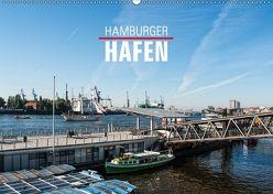 Hamburger Hafen (Wandkalender 2018 DIN A2 quer) von Kerpa,  Ralph