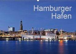 Hamburger Hafen (Wandkalender 2019 DIN A2 quer) von Hasche,  Joachim