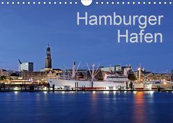 Hamburger Hafen (Wandkalender 2019 DIN A4 quer) von Hasche,  Joachim