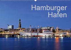 Hamburger Hafen (Wandkalender 2020 DIN A2 quer) von Hasche,  Joachim