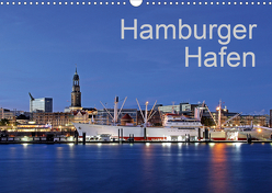 Hamburger Hafen (Wandkalender 2020 DIN A3 quer) von Hasche,  Joachim