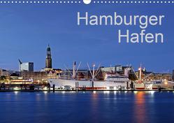 Hamburger Hafen (Wandkalender 2021 DIN A3 quer) von Hasche,  Joachim