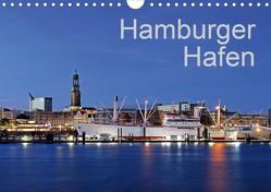 Hamburger Hafen (Wandkalender 2021 DIN A4 quer) von Hasche,  Joachim
