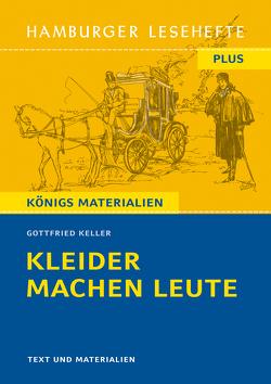 Hamburger Lesehefte Plus – Gottfried Keller: Kleider machen Leute